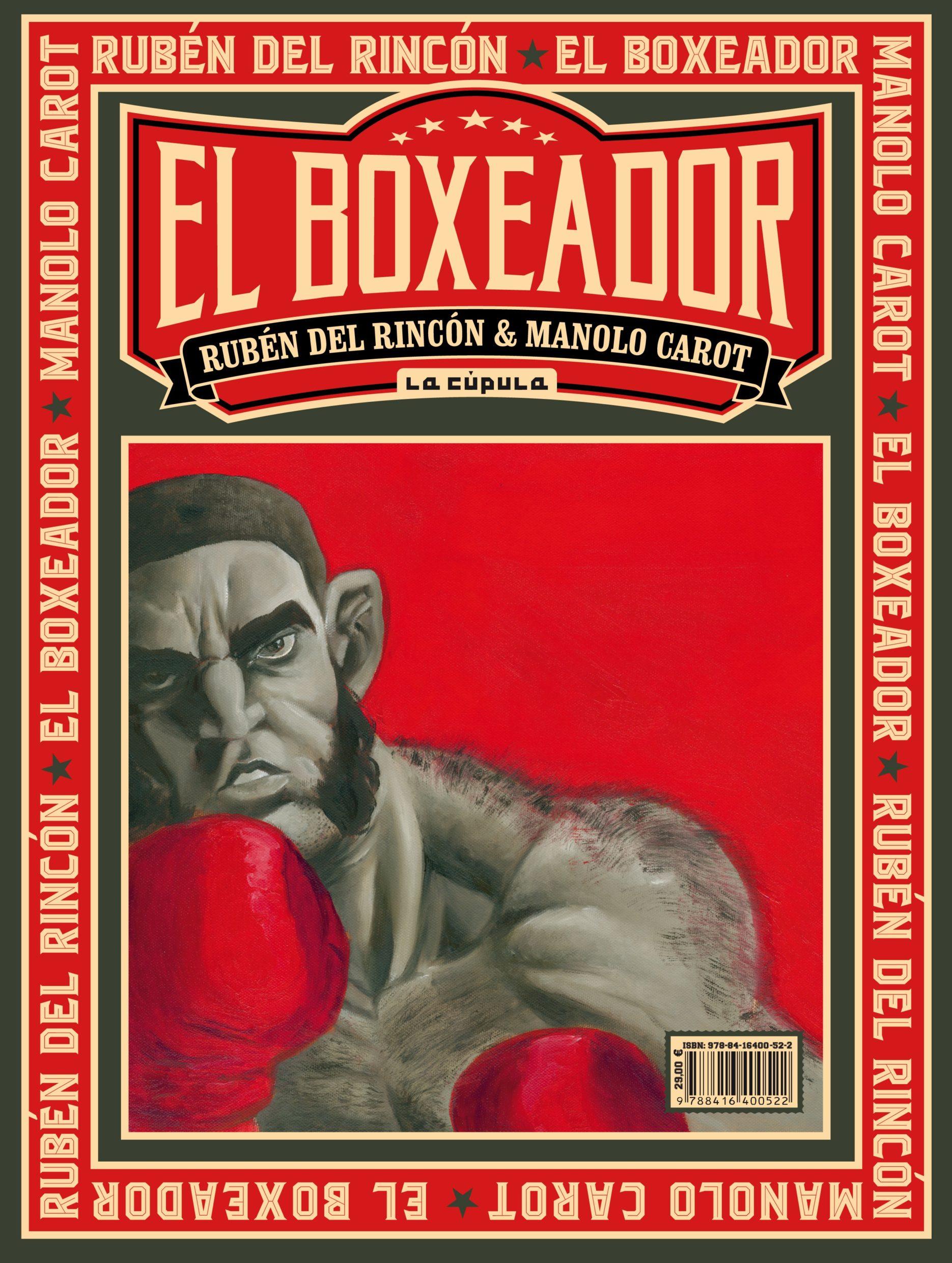 Rubén del Rincón el boxeador forro