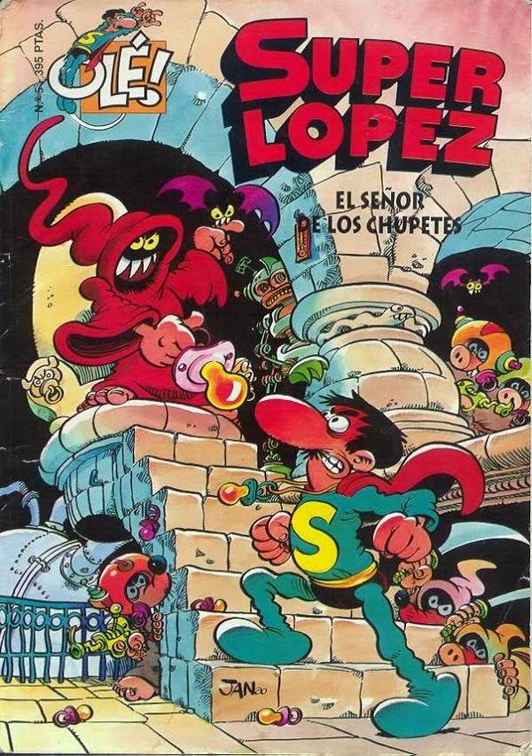 Portada superlopez Senor chupetes 600x852 1